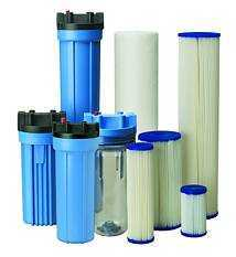 Cartridge Filters and Housings