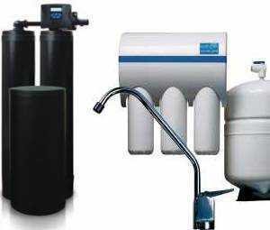 Reverse Osmosis Water System & water softener